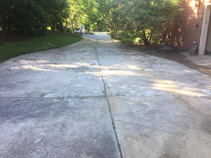 southpark-nc-concrete-driveway