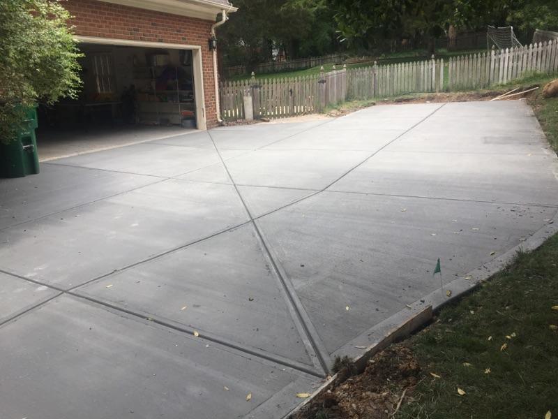 southpark-nc-driveway-paving